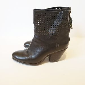 Nine West Hippie Chick Ankle Boots